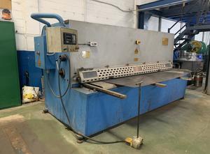 Cisaille guillotine hydraulique Korpleg GHC 36