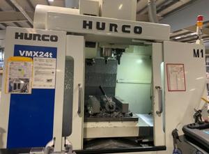 Centro de mecanizado vertical Hurco VMX 24T