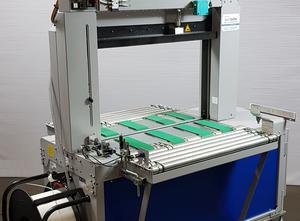 Vollautomatische Umreifungsmaschine SMB ST1 800x600 (12 Monate Garantie!)