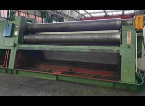 Sertom 3000 x 16/14 mm Plate rolling machine