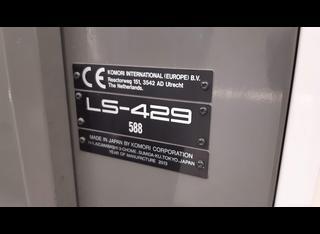 Komori 429 HUV P210504046