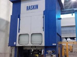 Raskin 400ton Presse