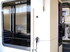 Centro de mecanizado horizontal Mori Seiki NHX8000