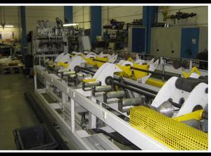 Stroj na zpracování gumy THYSSEN NOTHELFER KM-D 160A/3 6m