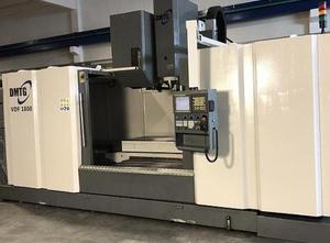 Centro de mecanizado vertical DMTG VDF 1800