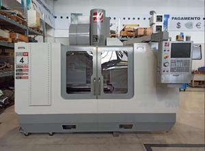 Centro de mecanizado vertical Haas VF 4 SS HE