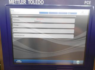 PCE Mettler-Toledo Datamatrix Station XMV P210504118