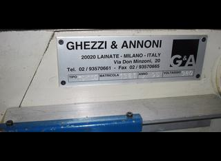 Ghezzi & Annoni Lainate Milano Italy TG 100 P210505013