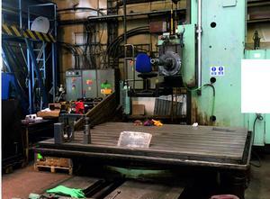 TOS Hulin WD-130 Floor type boring machine