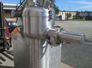 Granuladora farmacéutica Zanchetta GV 50 Rotomix