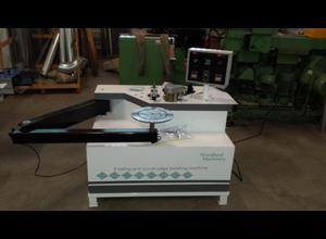Używana okleiniarka dwustronna Woodland machinery GB / T10850