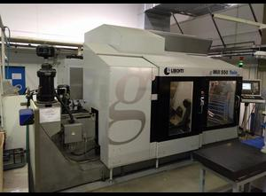 Liechti G Mill 550 Twin cnc bed type milling machine