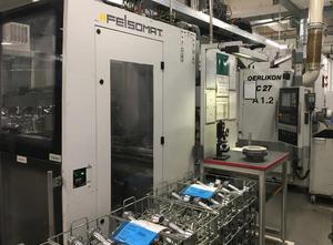 Klingelnberg C 27 Gear milling machine
