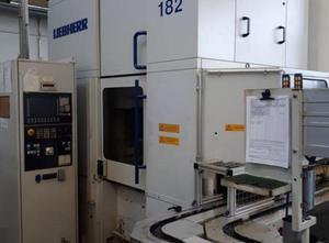 Liebherr LFS 182 Zahnrad-Wälzstoßmaschine