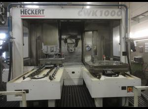Heckert CWK 1000 H/V Machining center - horizontal