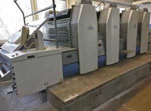 Ryobi 784 E 4 Farben Offsetdruckmaschine