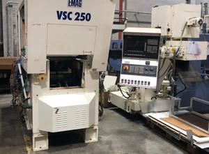 EMAG VSC 250 MS Multispindle, column, pillar, drilling machine
