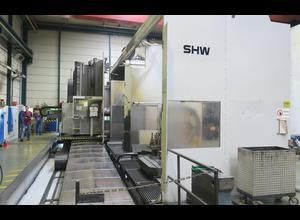 SHW UFZ 6/L milling machine
