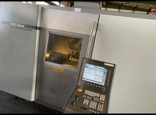 Gildemeister GMX 200 linear P210506217