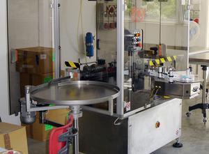 SCM  Costruzioni Meccaniche LINE LAT Etikettiermaschine