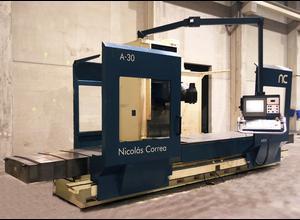 Cnc dikey freze makinesi Nicolas Correa A 30/50