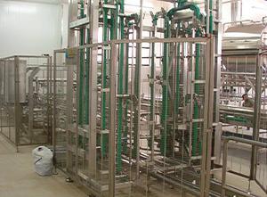Milk Project MlP Molkerei - Käseherstellung-, Käseverpackung- und Käseportioniermaschine