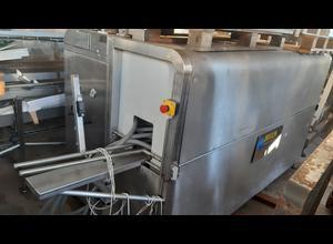 Velox Barchitta  s.a.s BLS-300-SS Molkerei - Käseherstellung-, Käseverpackung- und Käseportioniermaschine