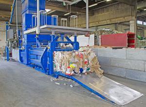 Compacteur de déchets Europress 6100 V5 + Westeria KG I 1200