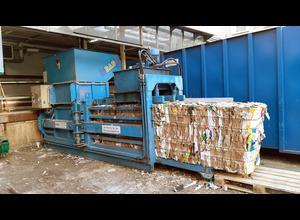 Compacteur de déchets Höma BP 3000