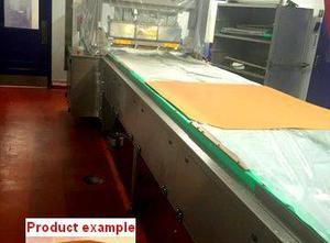 Corte envuelve para caramelos APV Baker -