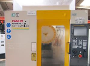 Fanuc ROBODRILL T21ID Bearbeitungszentrum Vertikal