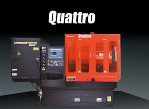 Řezačka - laserový řezací stroj Amada QUATTRO