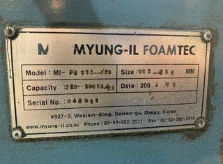 MYUNG-IL  FOAM TEC MI-P8 115-150 P210510041