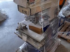 Máquina de impresión Teca-Print TPX 201