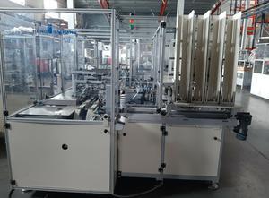 Zabalovací - zavinovací stroj HEINO Ilsemann KVD 30