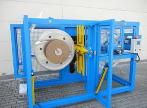 Stroj na zpracování gumy GRAEWE ADW 1200RT