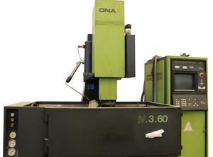 ONA IV. 3.60 Senkerodiermaschine