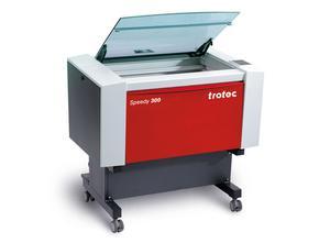 TROTEC SPEEDY 300 Lasergravur- und Schneidemaschine