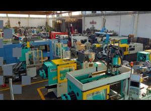 Arburg 420 C 1000 150 - 350 Spritzgießmaschine