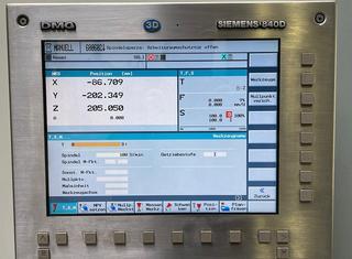 DMG MORI DMC 635 V P210511108