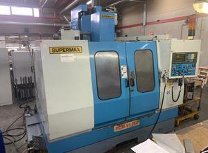Centro di lavoro verticale YCM Supermax V-116A