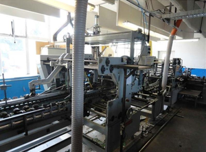 Escomat D17A Falzmaschine