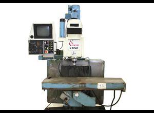 Frezarka uniwersalna CNC Lagun V CNC