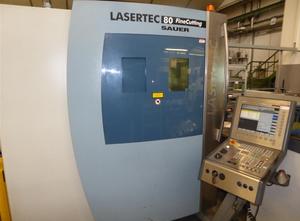 Sauer DMG Lasertec 80 C Станок для лазерной резки