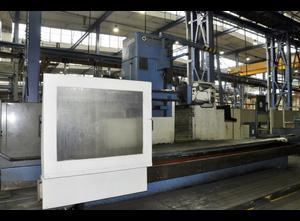 Cnc dikey freze makinesi TOS KUŘIM FFQ 100W-A6(A8) CNC