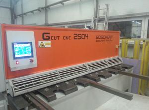 Boschert G-CUT 2504 CNC shears