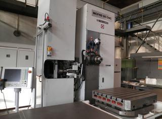 TOS KUŘIM MCFHD 80 CNC P210512167