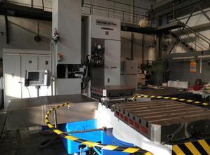 Centrum obróbcze z wymianą palet TOS KUŘIM MCFHD 80 CNC