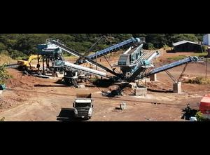 Constmach Crushing and screening plants