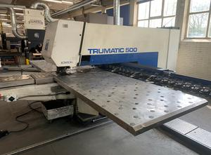 TRUMPF TRUMATIC 500 CNC Stanzmaschine